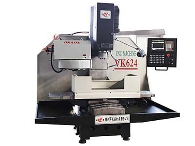 VK624数控加工中心